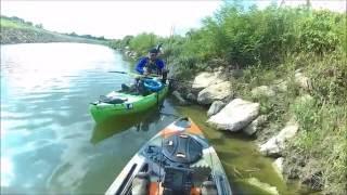 Tuesday Hawg Fest!- Kayak Fishing
