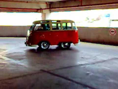 Mini Kombi - Garagem  Hot 53