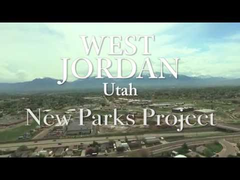 4 Utah Park Playgrounds With Pizzaz in West Jordan