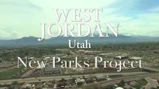 4 New West Jordan, Utah Park Playgrounds With Pizzaz