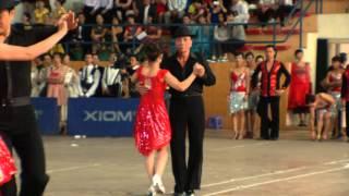 Vũ điệu Tango CLB Khiêu Vũ Nghệ Thuật 27-2 - Cẩm Phả - Quảng Ninh
