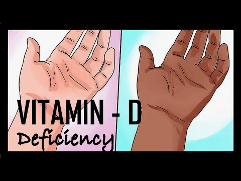 6  Reasons  Prove  that  You  May  Be  Vitamin  D  Deficient