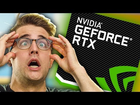 NVIDIA RTX 2080 DROPPING NEXT WEEK!