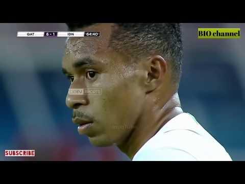 Indonesia U-19 Vs Qatar U-19 Highlight Kemarin 21-10-2018