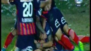 San Lorenzo 2 Flamengo 1 (Sentimiento Azulgrana)  Copa Libertadores 2017