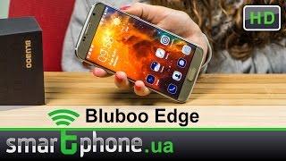 bluboo Edge - Обзор смартфона с привлекательным дизайном