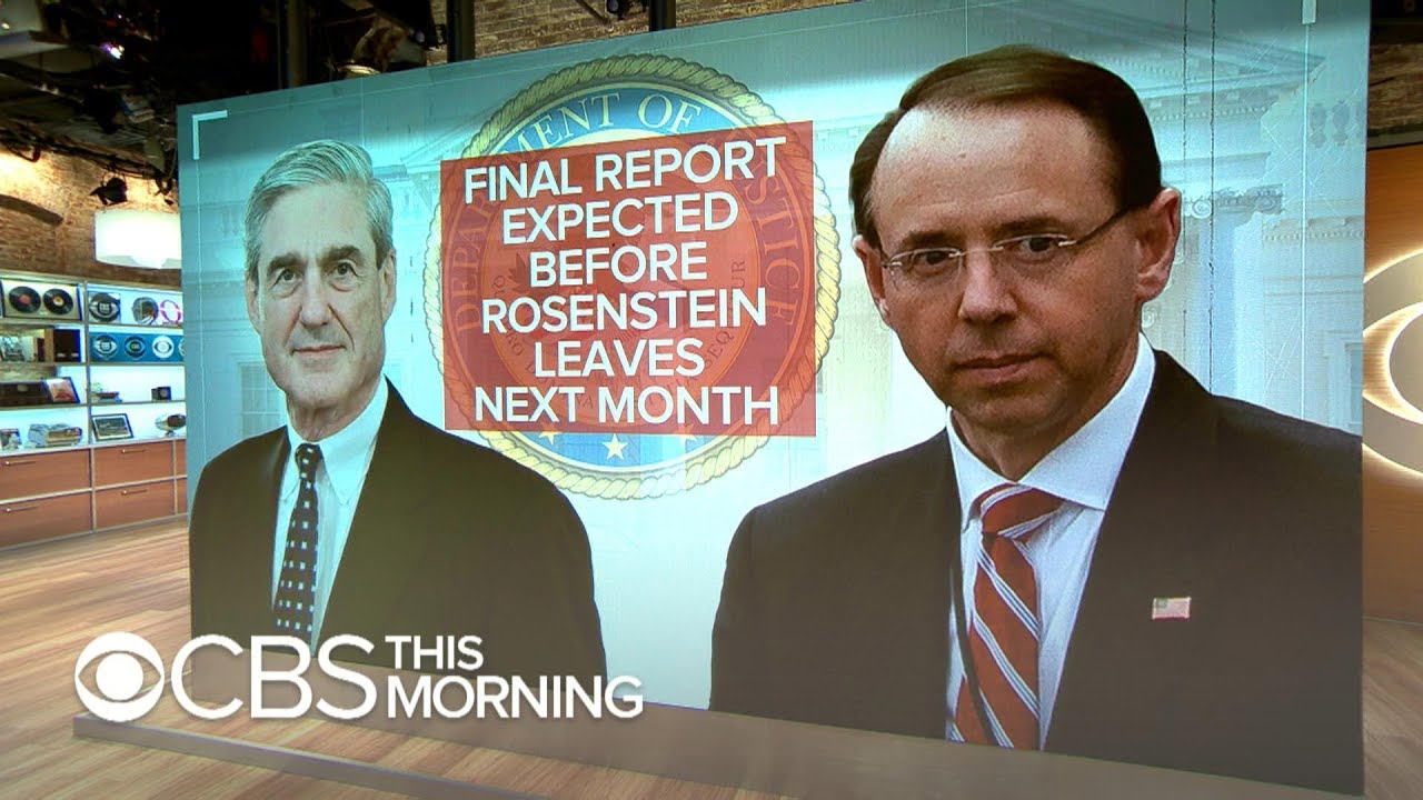 What The Mueller Report Will Say
