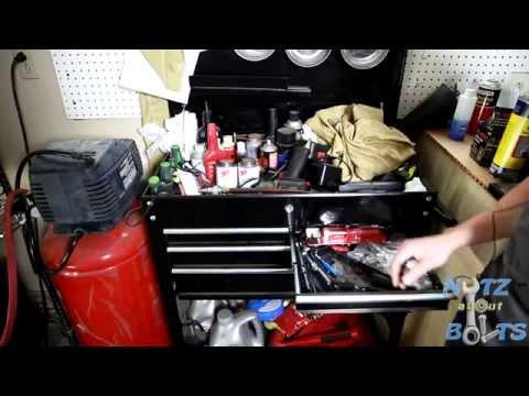 NutzAboutBolts Automotive Garage