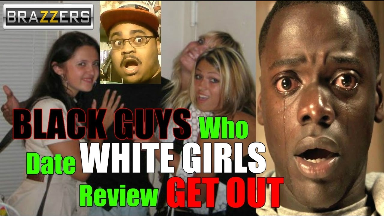 Black man dating a white woman movie