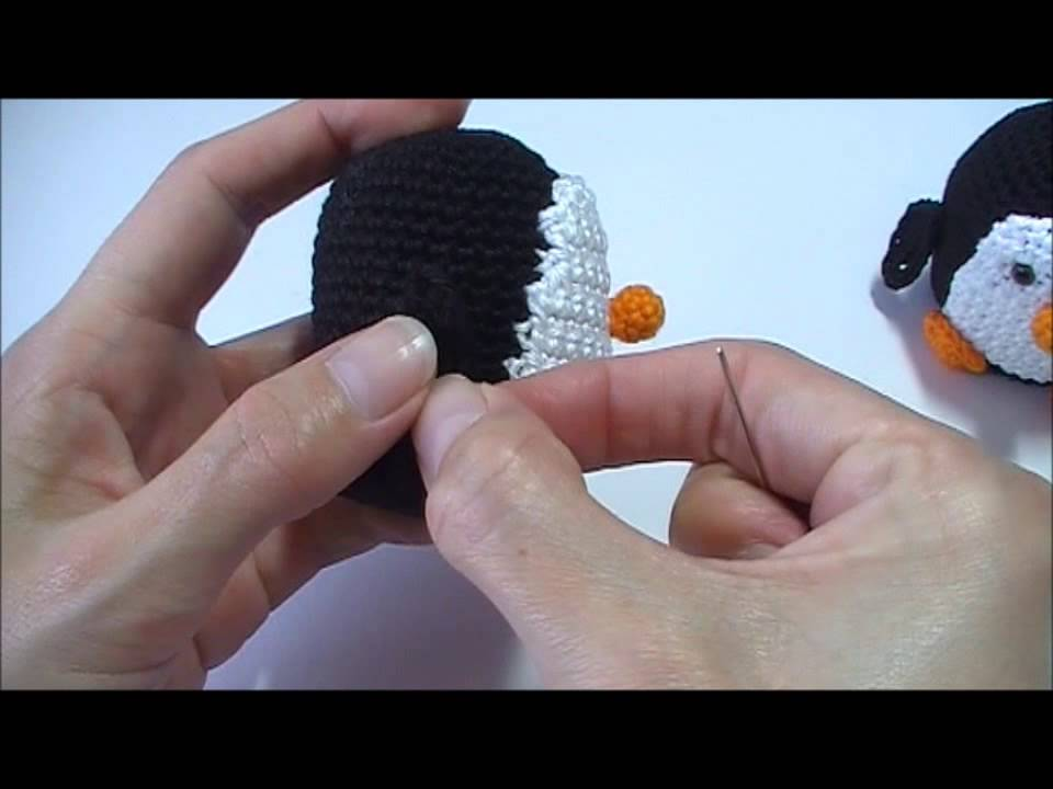 Pinguïn Haken Deel 3 Alle Onderdelen Aan Elkaar Zetten Youtube