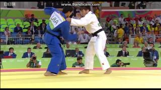 1/32 Дзюдо (Олимпиада в Рио 2016) Smetov Yeldos KAZ - Elkawisah ME LBA