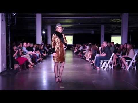 Portland Fashion Week Spotlight on Art Institute of Portland's Eco Couture