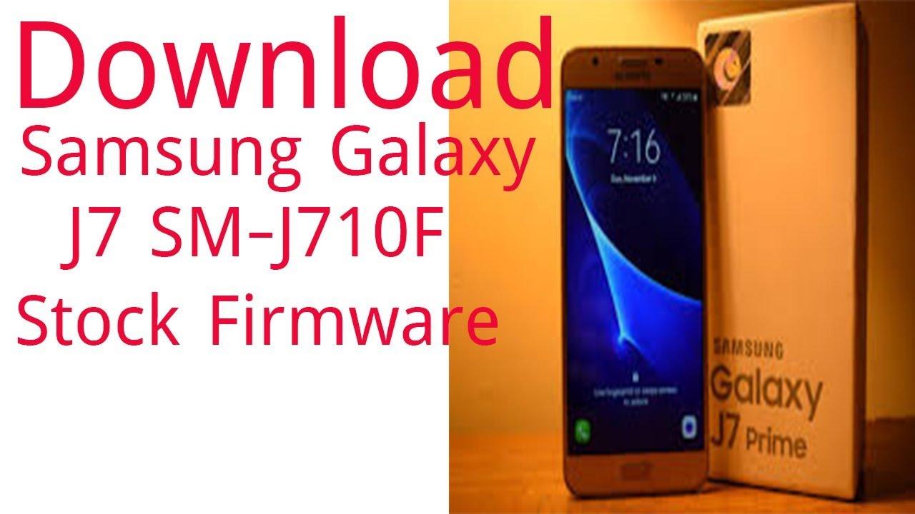 J710f Firmware