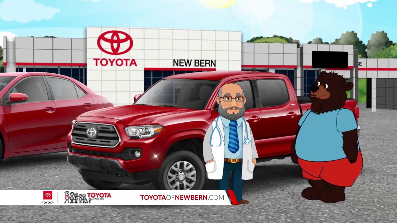 Toyota Of New Bern >> Toyota Of New Bern Truckitis 15 Second