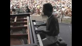 Herbie Hancock Trio - Footprints - 8/14/1988 - Newport Jazz Festival (Official)