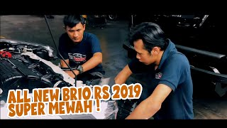 All New Brio RS 2019 UPGRADE Auto Up Power Window dan Parts lain nya... JADI MEWAH DEH POKOKNYA ????
