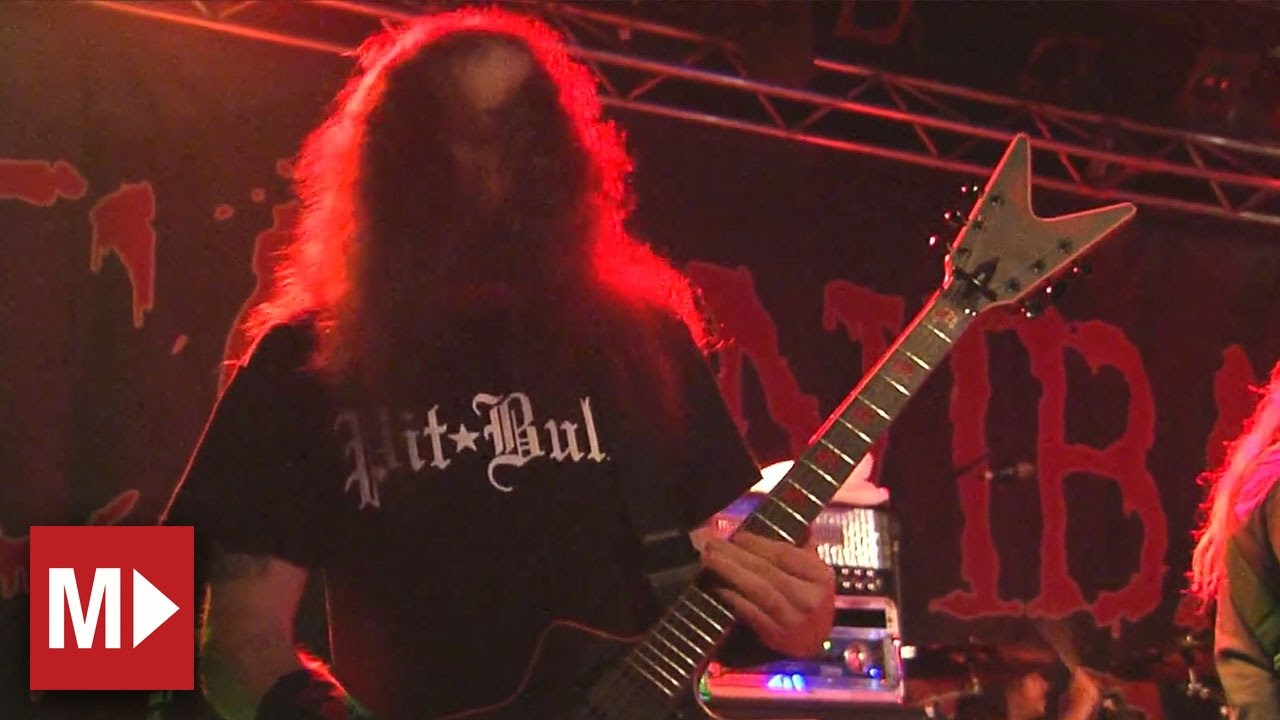 Cannibal Corpse I Cum Blood Live In Sydney Youtube