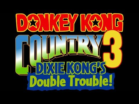 Donkey Kong Country 3: Dixie Kong's Double Trouble!🐒🐒 105%