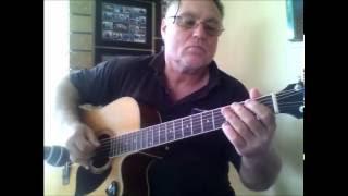 Kiss the rain - fingerstyle guitar