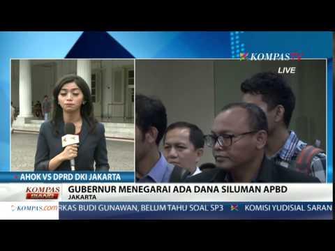 Ahok Tak Takut Ancaman DPRD Jakarta Yang Ingin Melaporkannya ke Bareskrim