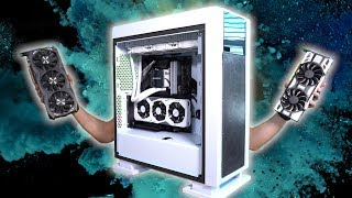 PC Build & THREE Giveaways!