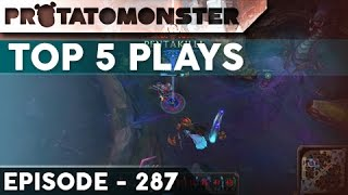 League of Legends Top 5 Plays Week 287