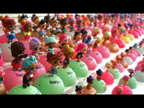lol-surprise-doll-collection!-hundreds-of-lol-dolls!