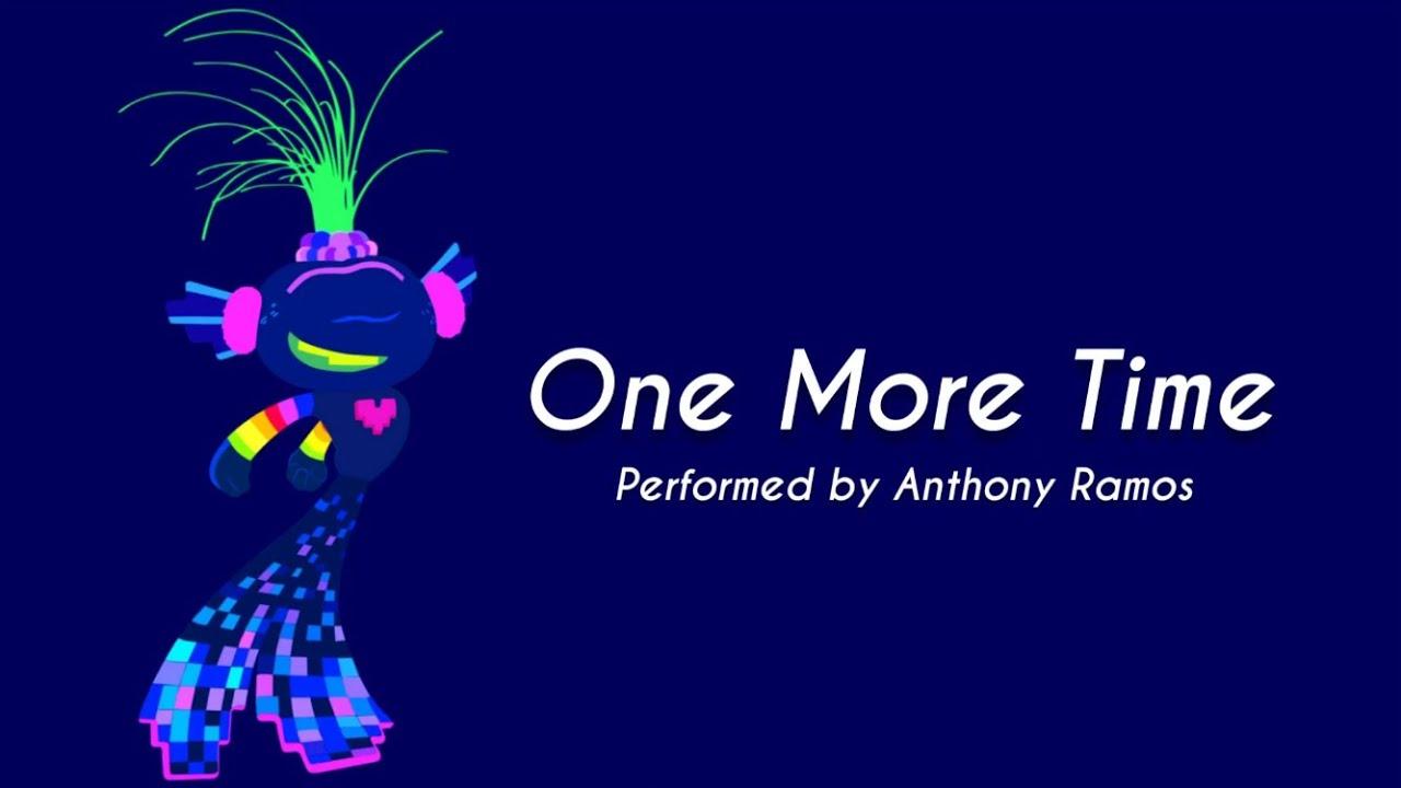 Download Trolls World Tour - One More Time (Lyrics)