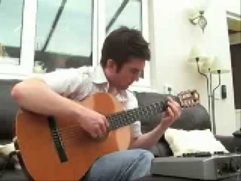 romanza classical guitar guitar solo is he the best youtube. Black Bedroom Furniture Sets. Home Design Ideas