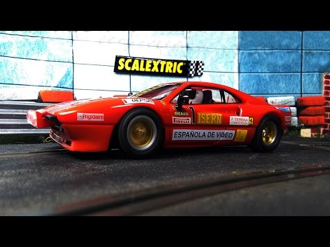 Ferrari 308 GTB Vintage de Scalextric