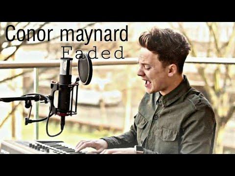Faded - Conor Maynard Cover (lyrics/tradução)