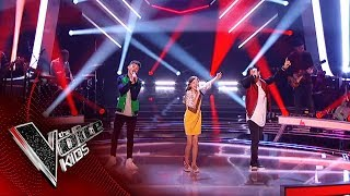 Mykee D, Danny and Joslyn Perform 'High Hopes' | The Battles | The Voice Kids UK 2019