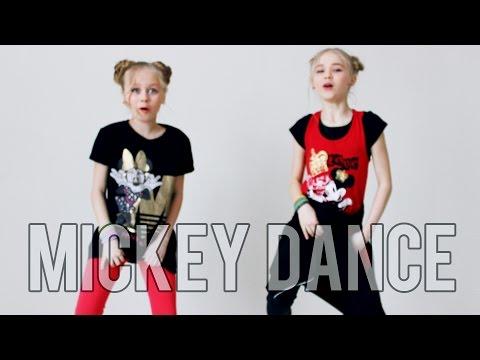 will.i.am - Feelin' Myself ft. Miley Cyrus '2si' Mickey DANCE)