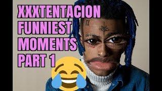 XXXTENTACION Funny Moments 😂 *99% WILL LAUGH*