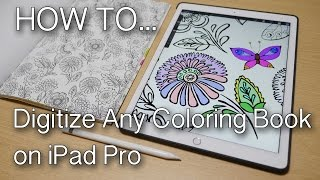 iPad Painting & Coloring Books screenshot 3