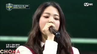 Download Lagu Bang Jaemin VS Lee Ji Eun (School Rapper) - By CHONA mp3