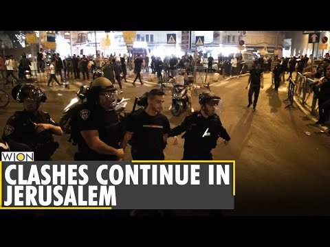 Al-Aqsa mosque: Dozens hurt in Jerusalem clashes   Israel   Arab nations   Latest English News