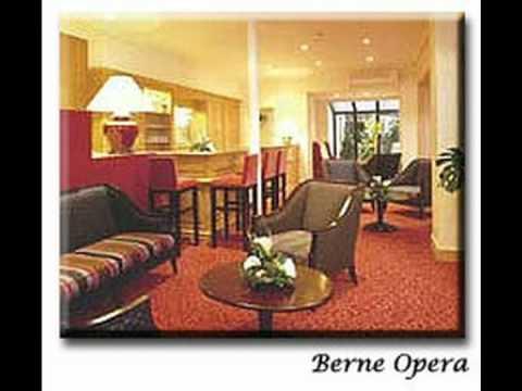 Berne Opera Hotel Paris