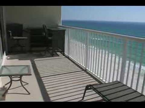 Waterfront Resort Condo - Panama City Beach, Florida