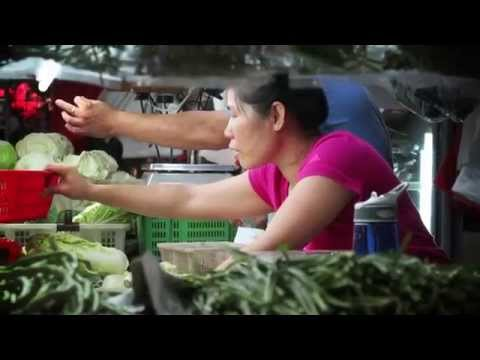 Tiong Bahru Market in Singapore - Another Traveler