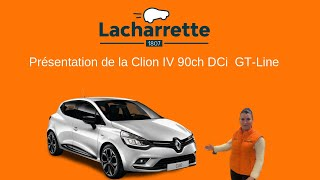 Clio IV 90 CH DCI pack GT-Line