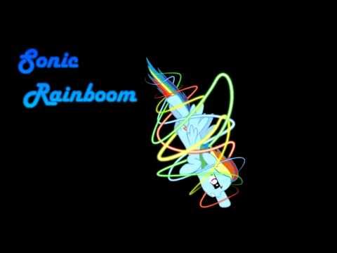 Dj Rainbow Dash Ft. Vinyl