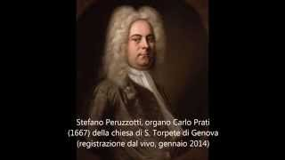 Handel: Preludio e Allegro in Re minore