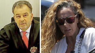 Un jurista contra Rocío Carrasco , Fidel Albiac y Carlota Corredera pide cárcel y parar serie
