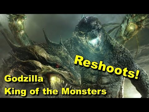Reshoots and Set Photos  Godzilla King Of The Monsters