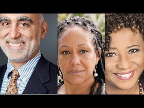 Saied Karamooz, Cat Brooks, Pamela Price Oakland Mayoral Race Press Conference On TPS, RCV Too