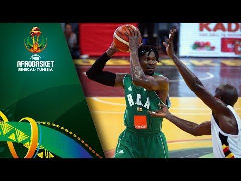 Uganda v Central African Republic - Full Game - FIBA AfroBasket 2017