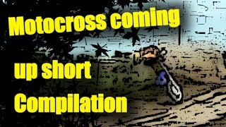 Motocross coming up short compilation