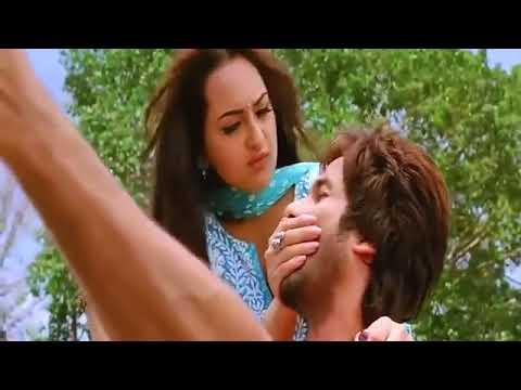 saree ke fall sa video HD MP4 song R Rajkumar   hindi film full HD 104 mb HIGH 02