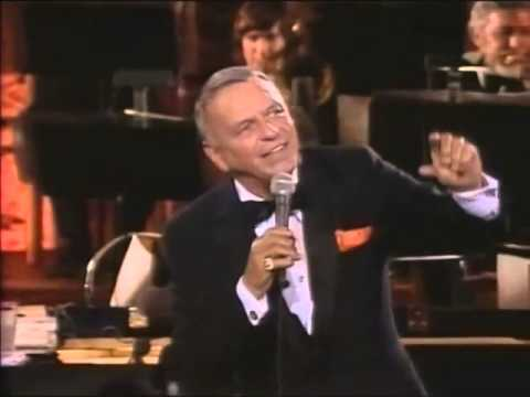 Frank Sinatra - My Kind Of Town (Chicago Is) Live 1982